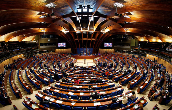 Комитет ПАСЕ по мониторингу рекомендовал подтвердить полномочия делегации РФ