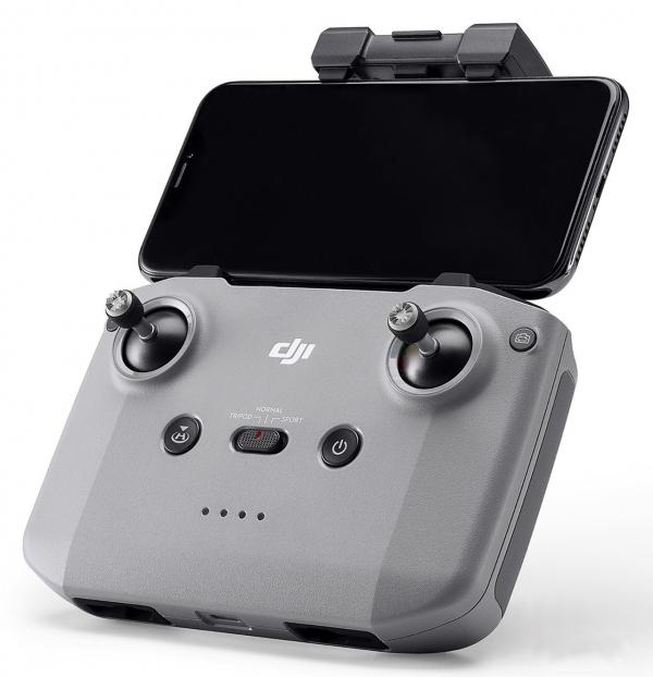 Последняя утечка DJI Mavic Air 2: качественные пресс-фотографии контроллера и сенсор IMX586