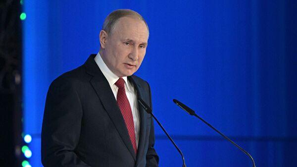 Путин поручил внести предложения по совершенствованию контроля КПК