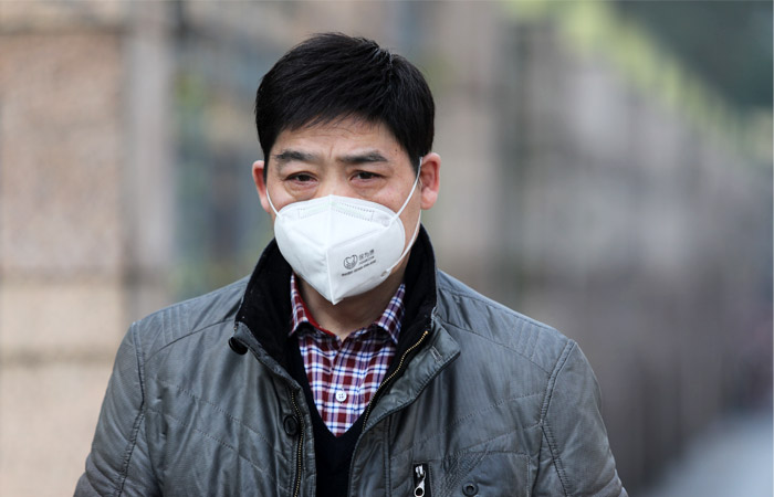 Число заразившихся коронавирусом в Китае приблизилось к 45 тыс.