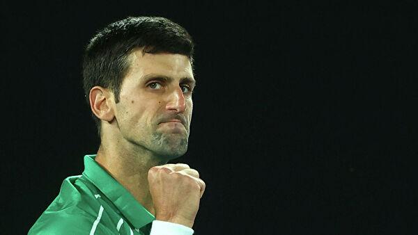 Джокович в восьмой раз выиграл Australian Open