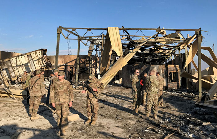 Число военных из США, пострадавших при атаке Ирана, оказалось больше 11
