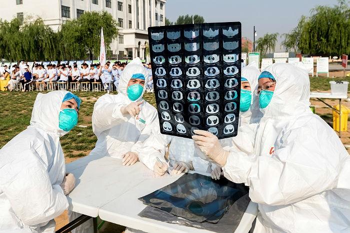 В Китае меры по защите от коронавируса затронули более 1 млрд человек
