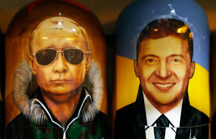 Украина задумалась о мерах по снижению напряженности в отношениях с РФ