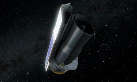 Телескоп «Спитцер» навечно отправили в спящий режим