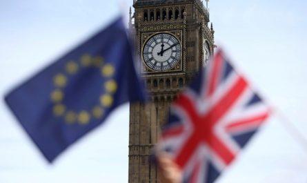 Великобритания проводит последний день в составе Евросоюза