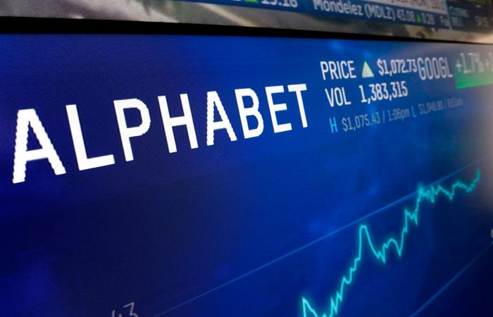 Капитализация Alphabet превысила $1 трлн