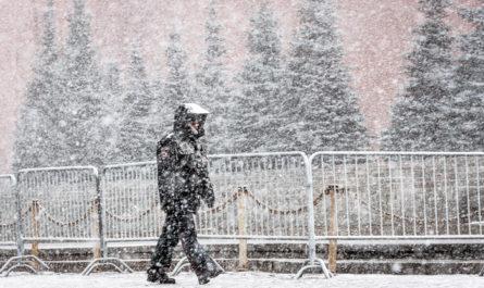 Синоптики предупредили москвичей о самом мощном снегопаде с начала зимы