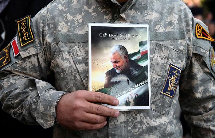 Постпред Ирана при ООН предупредил о военной акции в качестве ответа за убийство Сулеймани