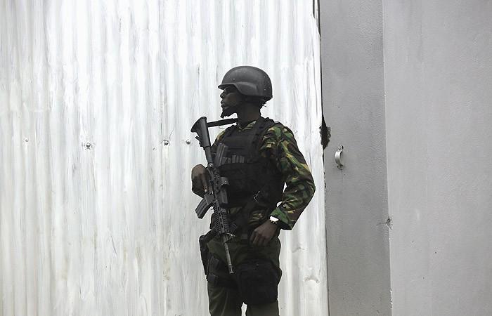 Джихадисты напали на военную базу США в Кении
