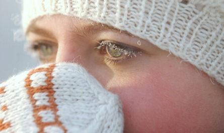 В Забайкалье предупредили о похолодании до минус 45 градусов