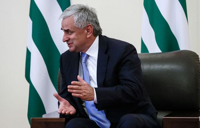 Рауль Хаджимба не будет вновь баллотироваться на пост президента Абхазии