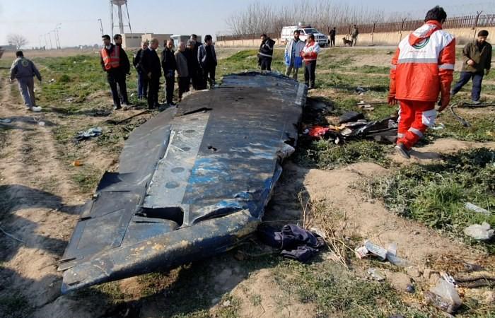 Иранские военные признали, что по ошибке сбили украинский лайнер
