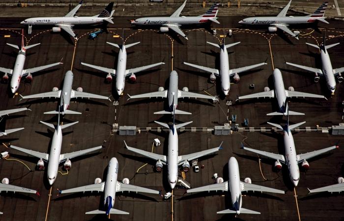 Boeing намерен вернуть в эксплуатацию самолеты 737 MAX в середине 2020 года