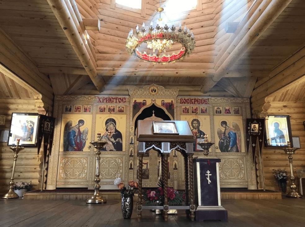 В Московском построят Храм