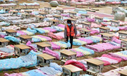За сутки 81 человек умер от коронавируса в китайской провинции Хубэй