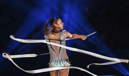 Гимнастка Солдатова опровергла сообщения о попытке покончить с собой