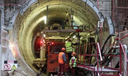 Коронавирус не выявлен среди китайских строителей столичного метро