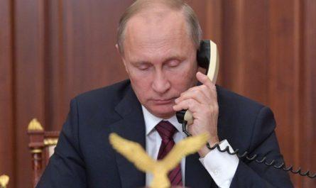 Путин обратил внимание Эрдогана на активизацию террористов в Идлибе