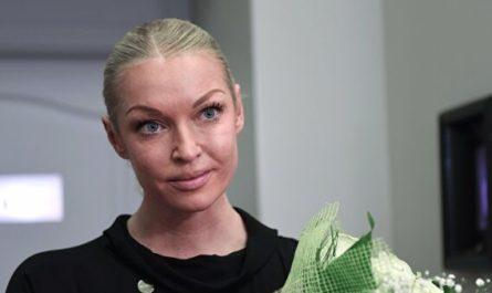 """Волочкова ответила на слова о """"некрасивых"""" мужчинах в России"""
