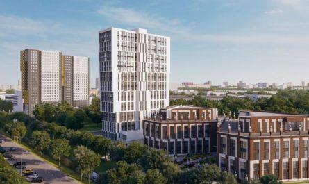 Корпус 5 жилого комплекса «Невский» возводится ускоренными темпами