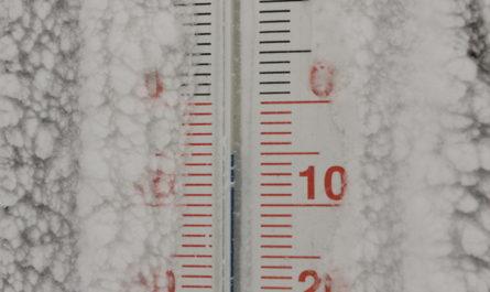 Самая морозная ночь зимы зафиксирована в Москве