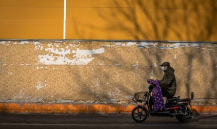 Число больных новым коронавирусом в Китае достигло 40,1 тыс. человек