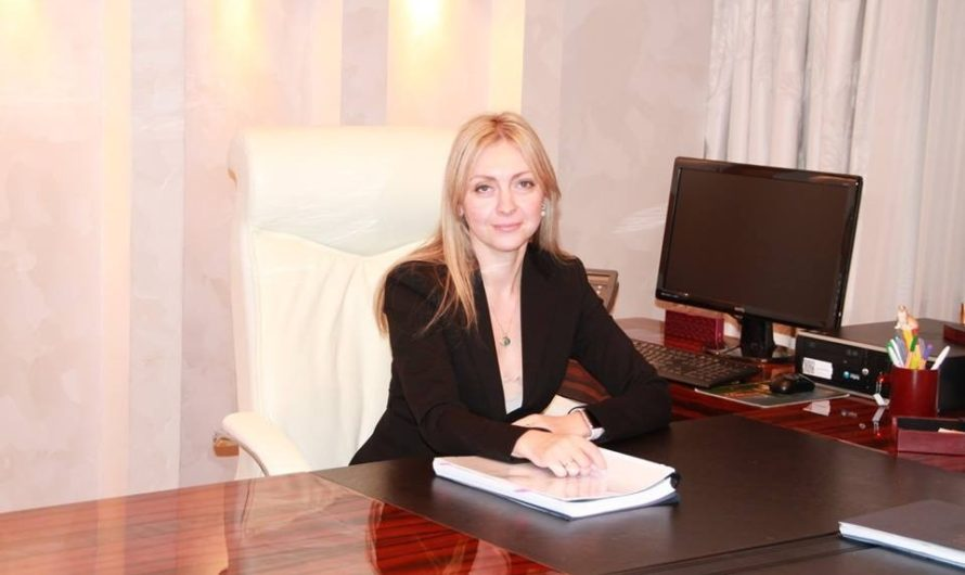 Анастасия Николаевна Пятова