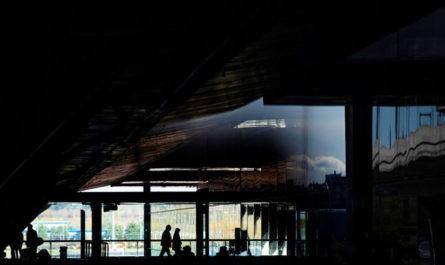Аэропорт Мадрида закрыли из-за дронов