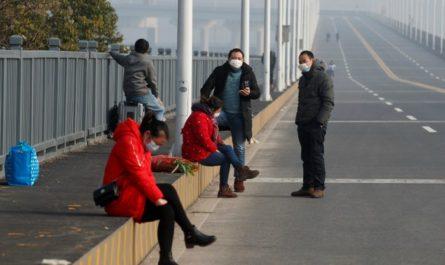 Число больных новым коронавирусом в Китае достигло почти 12 тыс. человек