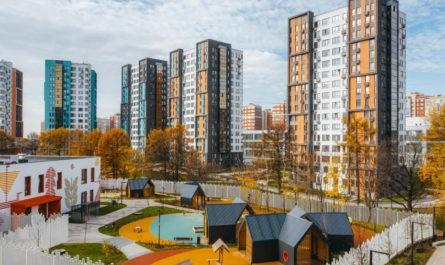 В ТиНАО введен в эксплуатацию дом на 117 квартир