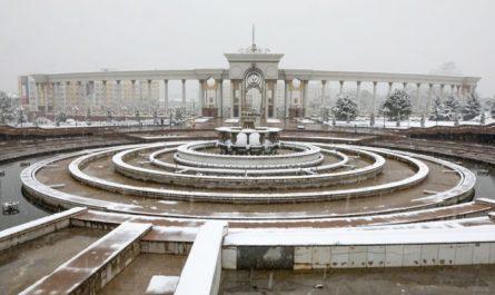 В казахстанском Алматы из-за коронавируса закрыли парки