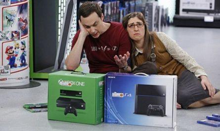 В России вырос спрос на игровые консоли и ноутбуки