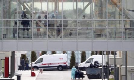 Число скончавшихся в Москве инфицированных COVID-19 выросло до 261