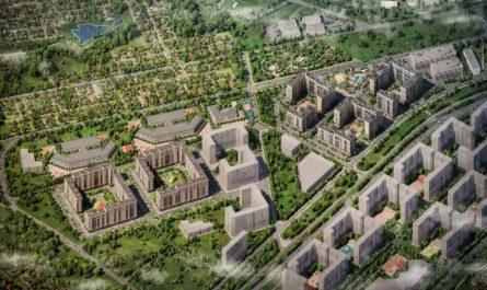 Город разработает проект планировки для строительства подъезда к станции «Остафьево»
