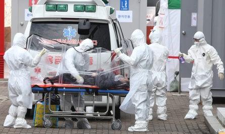 Число зараженных коронавирусом в мире превысило 1 миллион
