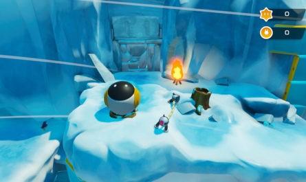 Двуногие роботы и забавные шляпы: кооперативная головоломка Biped выйдет на Nintendo Switch 21 мая