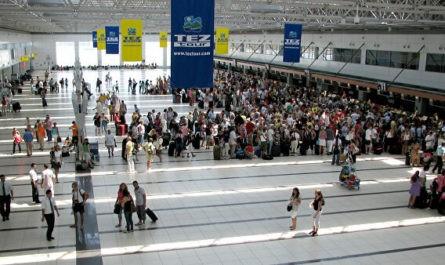 Минкомсвязи назвало дату вывозных рейсов из Турции в Россию