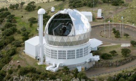 Пандемия привела к остановке работы более 120 крупнейших наземных телескопов