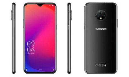DOOGEE X95 предлагает большой экран, современный дизайн и Android 10 всего за $60