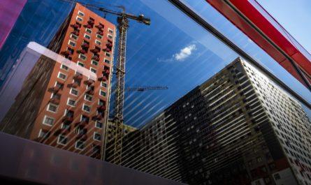 33% строящихся жилых проектов Москвы финансируется через эскроу-счета