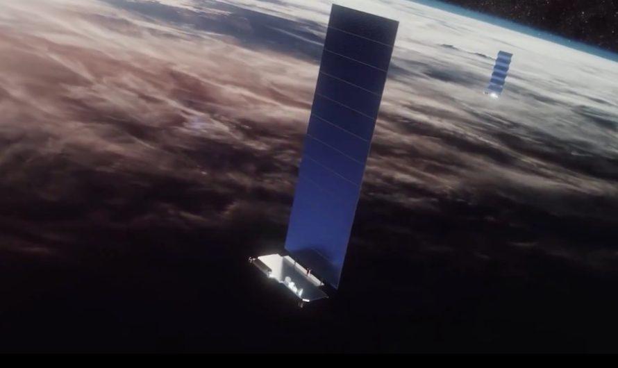 Подробности о новом спутниковом интернете Илона Маска
