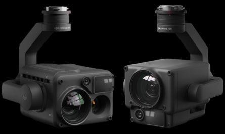 Представлены камеры для дронов DJI Zenmuse H20 и H20T: до четырёх модулей, включая тепловизор
