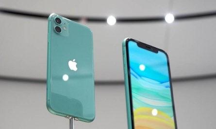Селфи-камера iPhone 11 не попала в топ-10 DxOMark