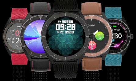 Часы NoiseFit Endure предлагают до 20 дней автономной работы и защиту от влаги всего за $53