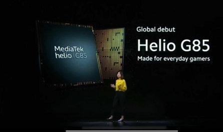 Новый процессор MediaTek Helio G85 дебютировал в Xiaomi Redmi Note 9