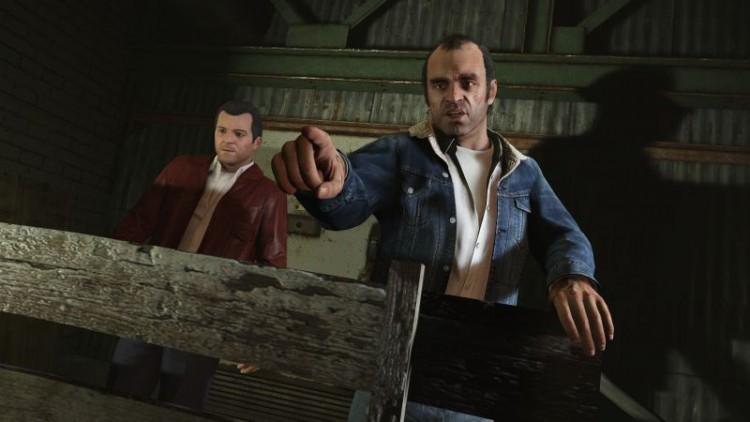 СМИ: завтра в Epic Games Store начнётся раздача GTA V
