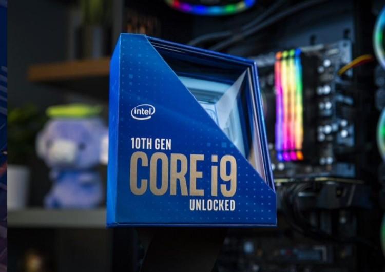 Intel выпустила настольные Comet Lake-S: больше ядер за те же деньги