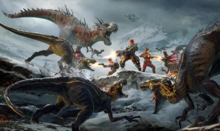 Второе вымирание динозавров: представлен командный шутер Second Extinction в духе Turok для XBSX