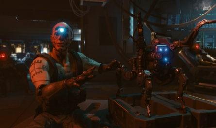 Всем по пушке: представлен «Милитек» — оружейный гигант из мира Cyberpunk 2077